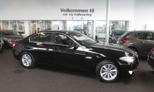 BMW 520d aut. 4-dr #903452 KL