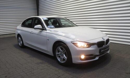 BMW 320d EfficientDynamics Sport Line 4-dr #904097