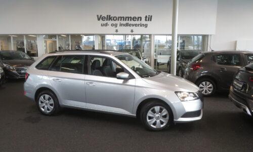 Škoda Fabia Ambition TSI st.car #906152 KL*