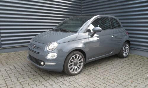 Fiat 500 #906208