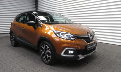 Renault Captur Intens 1.5 dCi aut. #904825